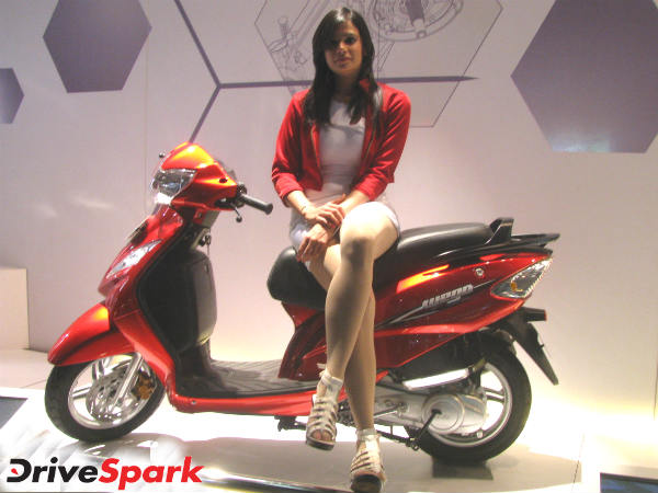 tvs motors unveils vehicle range auto expo 1 aid0154