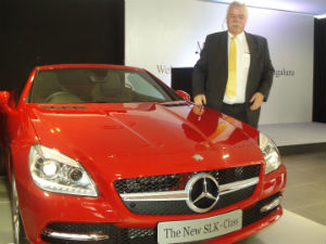 Mercedes Benz Opens New Showroom Bangalore Aid0154
