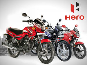 Hero Motocorp Hikes Bike Prices