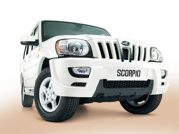 top 5 best suv india mahindra scorpio
