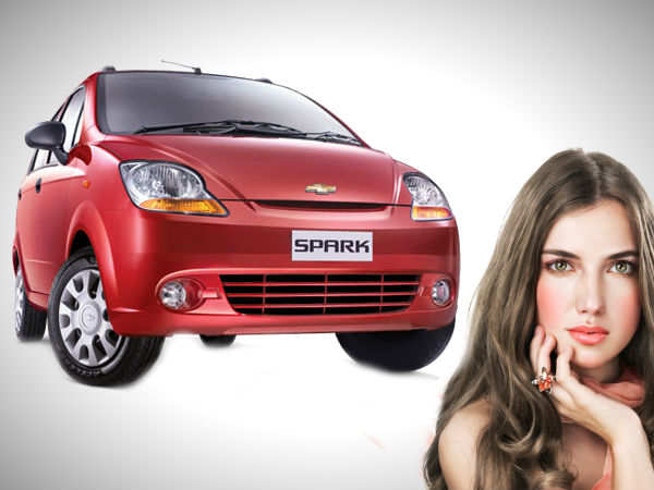 chevrolet launch new facelifted spark