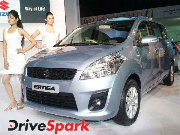 maruti may increase ertiga price july