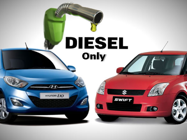 car makers are eyeing on diesel cars petrol price hike