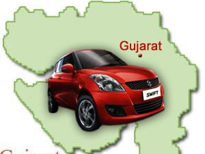 Maruti Suzuki Set Sign Deal With Gujarat Government
