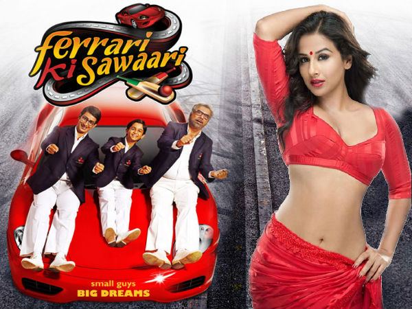 bollywood loves cars ferrari ki sawaari