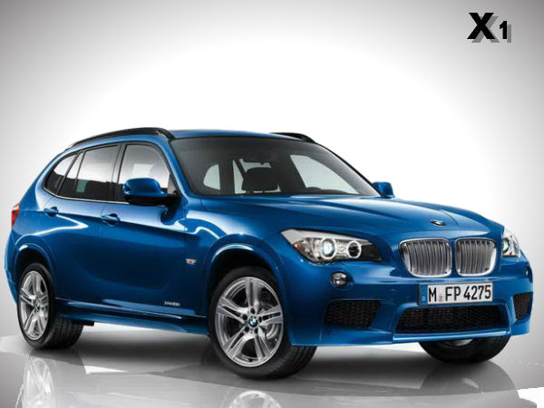 bmw launch new facelift x1 india