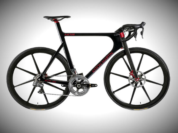 aston martin one 77 limited edition bicycle