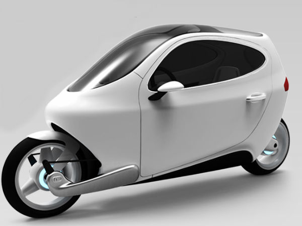 lit c1 concept car bike combo 1