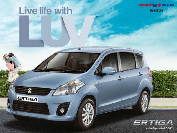 maruti suzuki ertiga automatic launching soon