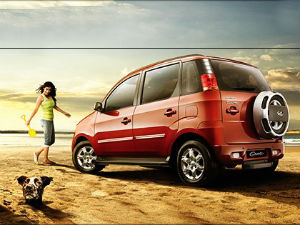 Mahindra Quanto Launched India