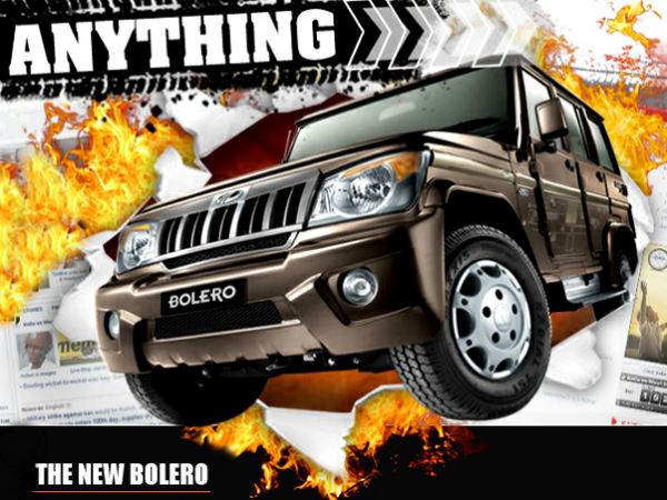 mahindra launch new bolero soon