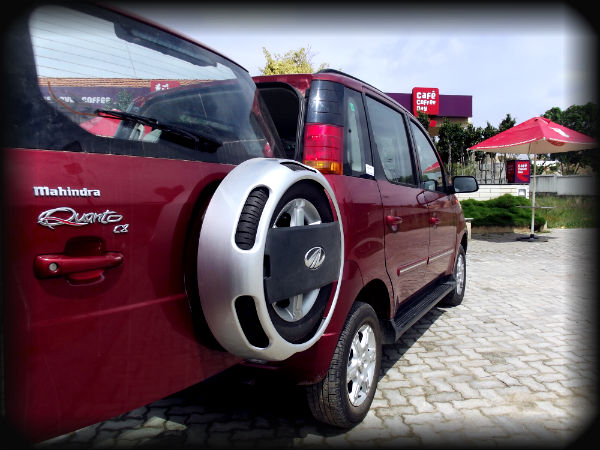 Mahindra Quanto Test Drive Review