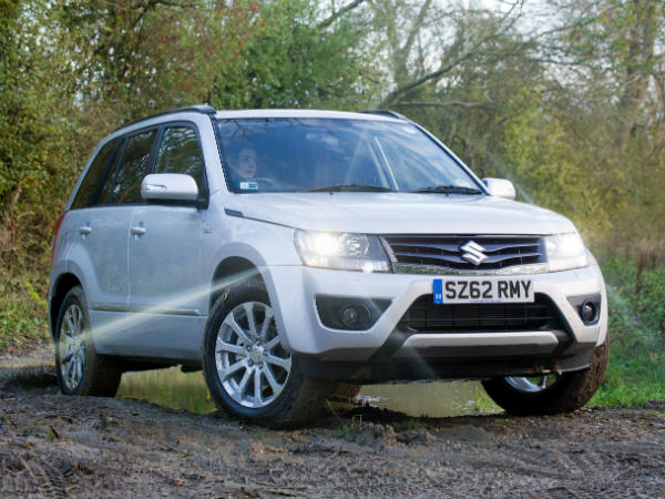 suzuki grand vitara production