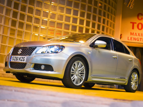 suzuki end kizashi production