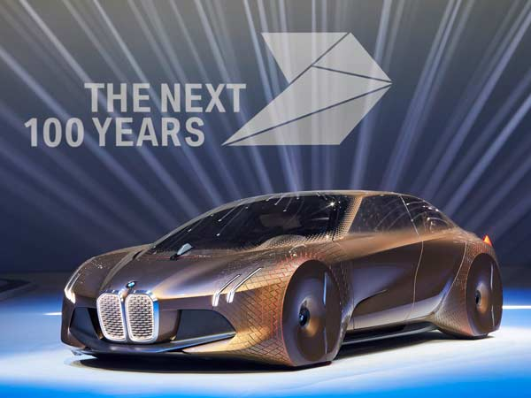 BMW iNext Electric autonomous flagship car to come