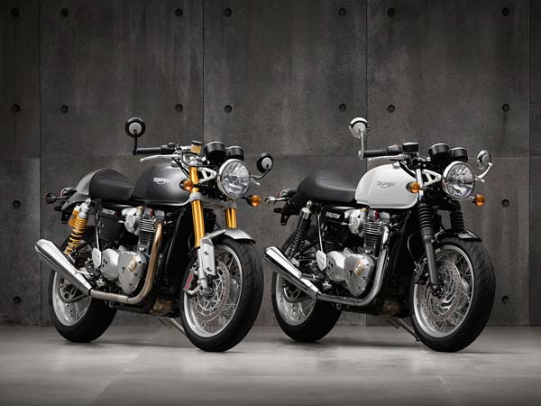 Triumph Set to Launch Thruxton R in India - News, It will be Debut of this bike