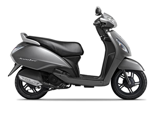 TVS Jupiter MillionR Disc Brake Variant launched in india