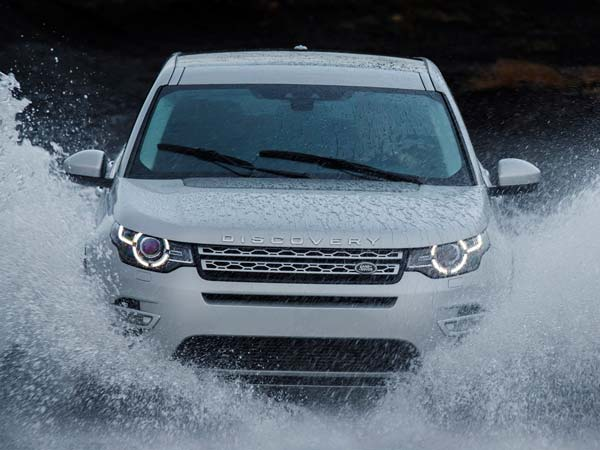 Discovery Sport Available In India With 2.0-Litre Petrol Engine