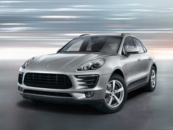 Porsche macan launched in india