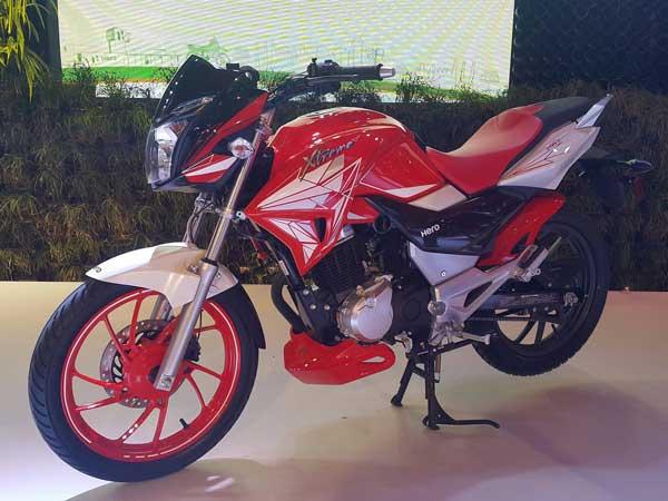 देश की नंबर 1 टू व्हीलर कंपनी हीरो मोटोकॉर्प लॉन्च करेगी अब 200cc नई मोटरसायकिल एक्सट्रीम 200एस