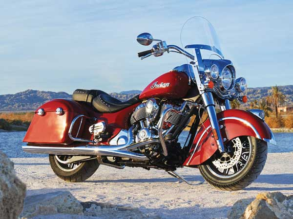 Indian Motorcycle is planning on increasing its product portfolio in the Indian market. Now the American-based cruiser bike manufacturer is most likely to launch the Springfield in India as well. The Indian Springfield will be launching in the country sometime during September 2016.