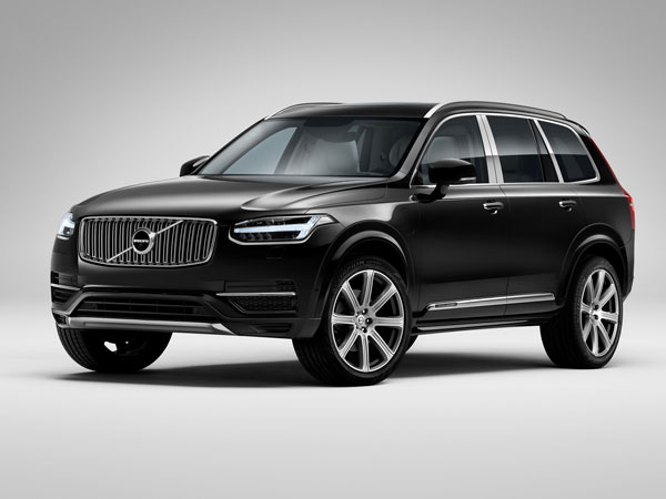 Volvo to offer XC90 SUV in 4 seater excellence version . Luxury SUVs . Car News