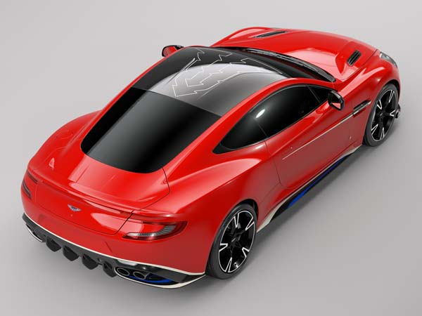 एस्टन मार्टिन S Red Arrows Edition का हुआ अनावरण