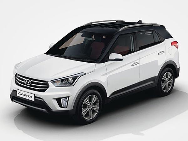 नए कलर के साथ भारत में लॉन्च हुई 2017 Hyundai Creta, कीमत 9.28 लाख से शुरू