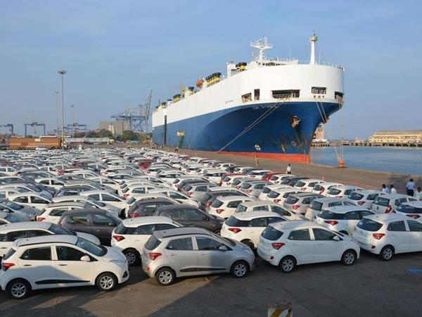 यात्री वाहनों के एक्सपोर्ट में भारत ने बनाया नया रेकॉर्ड