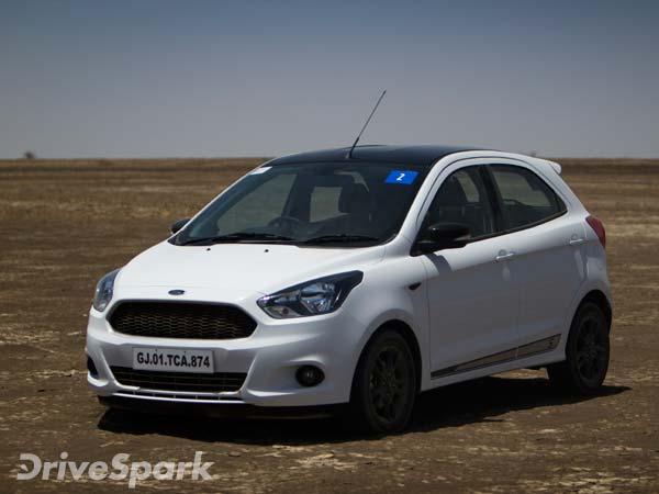फर्स्ट ड्राइव Review: जानिए कैसी है Ford की फिगो स्पोर्ट