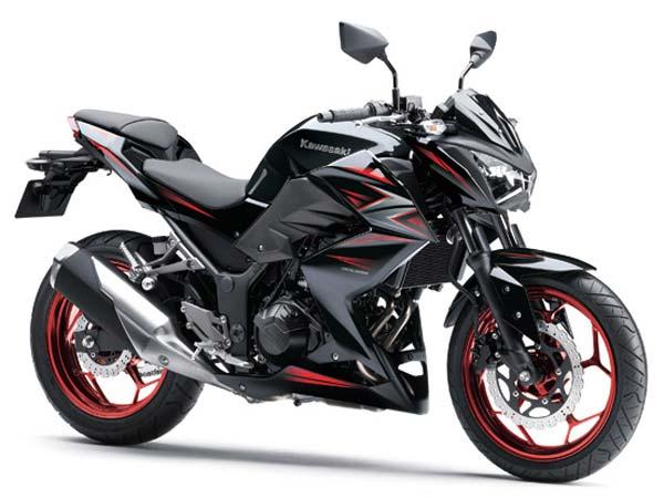 भारत में लॉन्च हुई शानदार Kawasaki Z250 कीमत Rs 3.09 Lakh