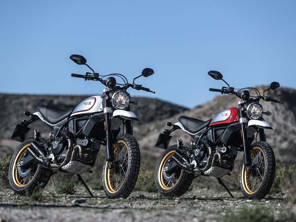 5 नई और शानदार बाइक के साथ भारत आ रहा है Ducati