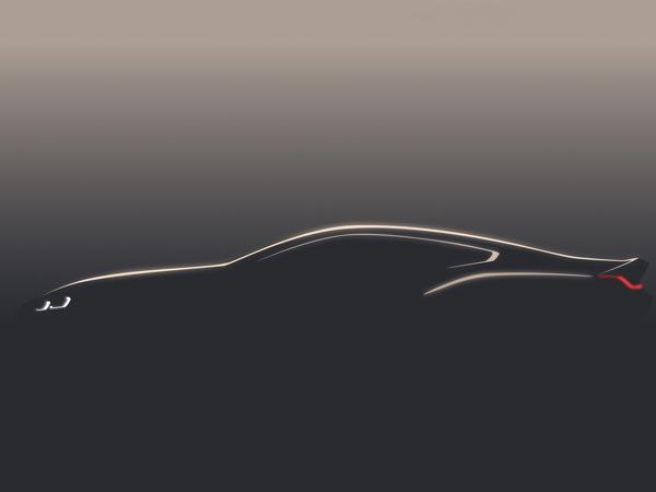 यह टीजर 6 या 7 की नहीं बल्कि BMW की 8वीं सीरीज का है...
