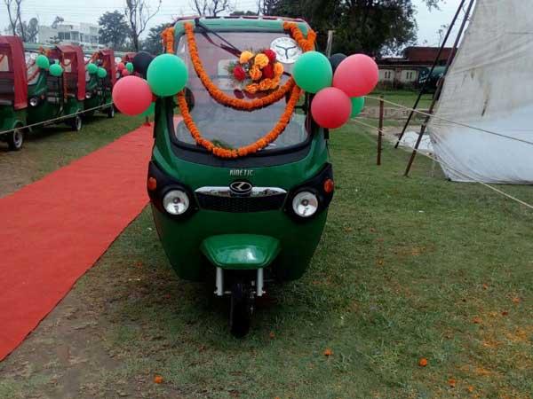 उच्च चार्जिंग क्षमता के साथ भारत में लॉन्च हुई पहली Electric Auto