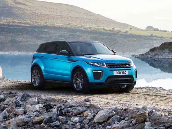 Range Rover की लक्जरी कार एवोक लैंडमार्क हुई लॉन्च, कीमत 32 लाख