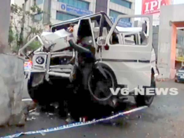 मर्सिडीज जी 63 की भीषण दुर्घटना ने दी Minister के बेटे को मौत, सबक लें...
