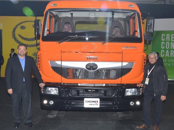 Tata Motors ने इस राज्य के लिए की BS-IV कामर्शियल वाहनों की शुरूआत