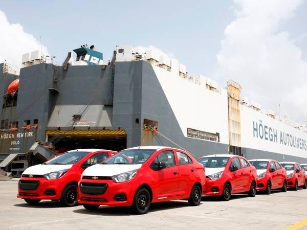 नई रणनीति के तहत जनरल मोटर ने शुरू किया शेवरले बीट का एक्सपोर्ट