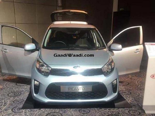 भारत को जल्द अपनी इस शानदार कार से इन्ट्रोड्यूज कराएगा किआ मोटर्स
