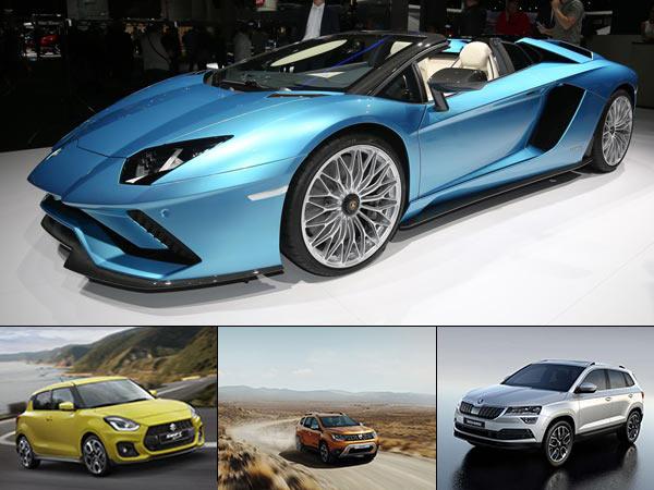 फ्रैंकफर्ट मोटर शो से सीधे भारत आ रही है ये शानदार 8 कारें
