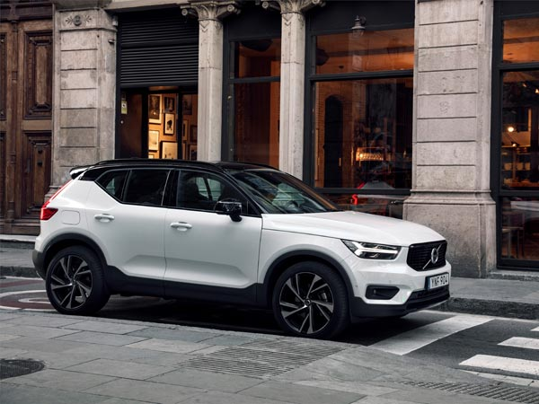 Volvo XC40 Production Starts; India Launch In 2018