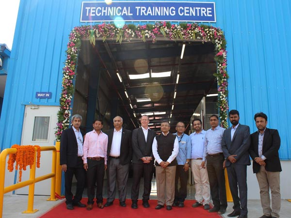 Ford Opens Fourth Technical Training Centre