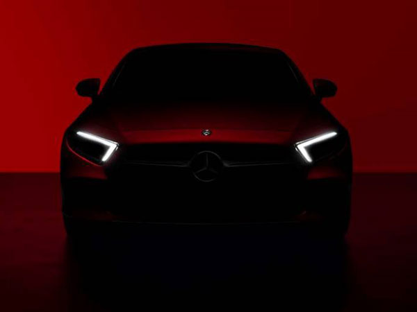 Next-Generation Mercedes-Benz CLS Teased Ahead