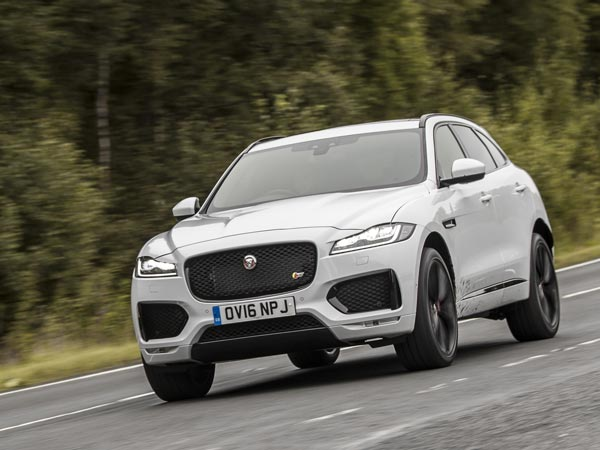 aguar F-Pace Becomes More Affordable In India