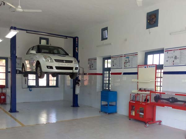 Maruti Suzuki Winter Car-Care Camp Free!