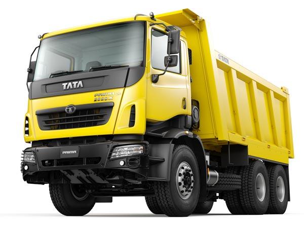टाटा मोटर्स जल्द लॉन्च करेगा हैवी ड्यूटी वाला टिपर, कराया इन्ट्रोड्यूज