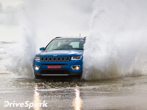 Jeep Compass To Cost More From 2018 — But There's A Catch