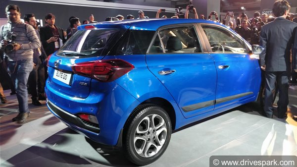 ऑटो एक्सपो 2018: हुंडई की मोस्ट अवेटेड हैचबैक कार फेसलिफ्ट एलीट i20 लॉन्च - कीमत 5.34 लाख रुपए से शुरू