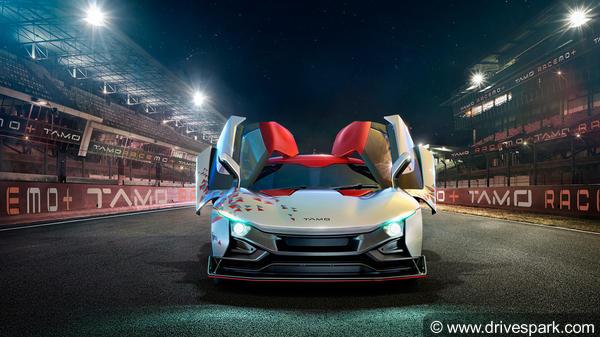 ऑटो एक्सपो 2018: जर्मन डिज़ाइन अवार्ड जीत चुकी कार टाटा Tamo Racemo स्पोर्ट्स होगी प्रदर्शित