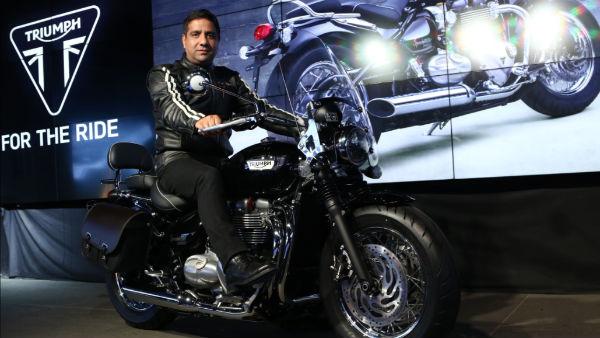 ट्रायम्फ ने भारत में लॉन्च कीया 11.12 लाख रुपए की क्रूज़र बाइक - जानें क्या है खास
